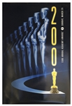 73rd Academy Awards Poster