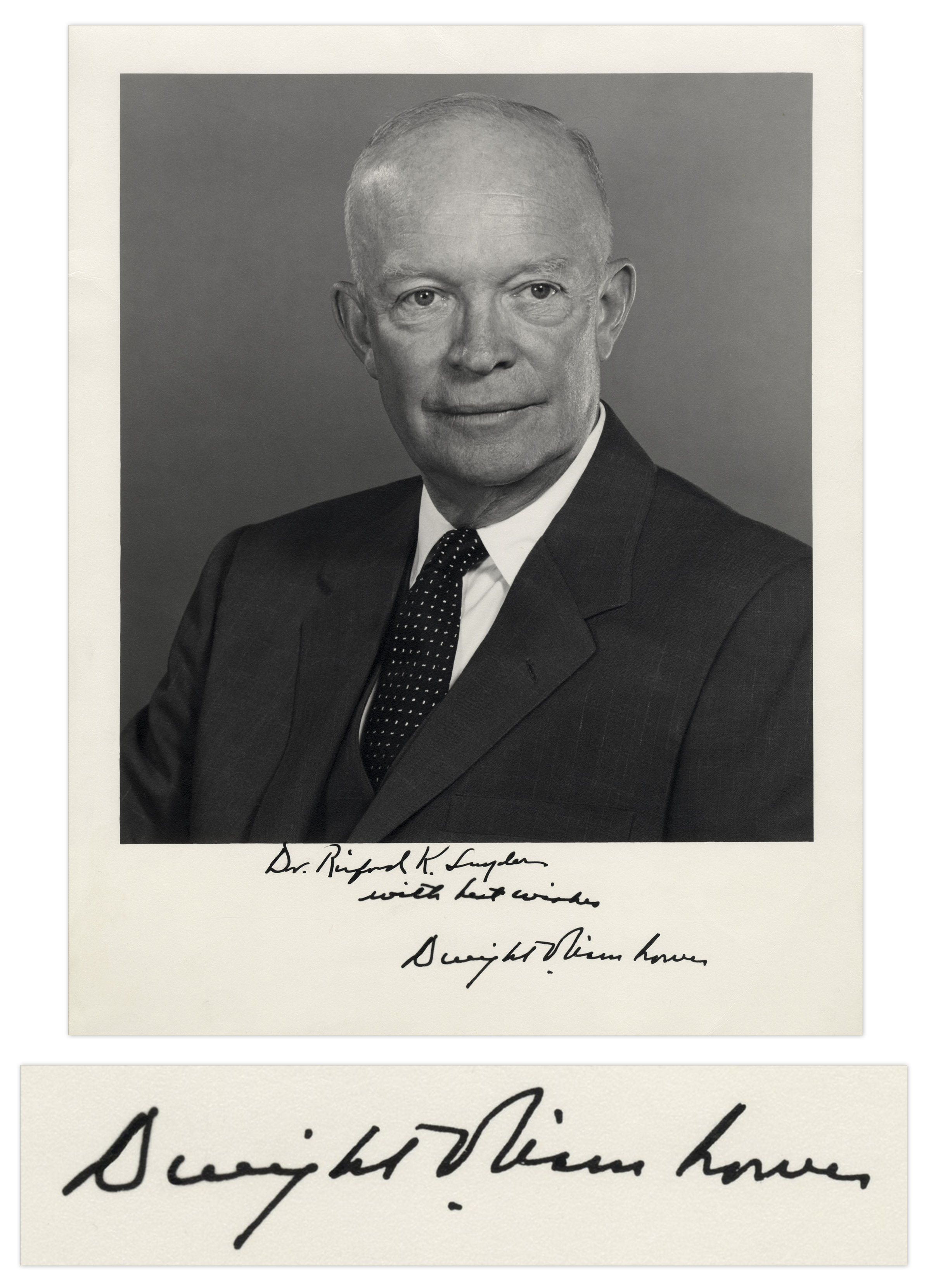 dwight eisenhower research paper A biography or autobiography must be one of the sources, no encyclopedias another sources must be from dwight eisenhower, a speech,published diary, book of published letters, an essay, speech,sermon etc written by dwight eisenhower.