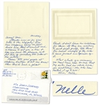 Harper Lee Autograph Letter Signed -- Lee Reviews a Friends Book