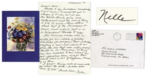 Harper Lee Autograph Letter Signed -- Her Sister Alice To Have Surgery
