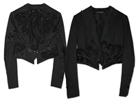 Alicia Keys Owned Roberto Cavalli Blazer -- With a COA From Keys