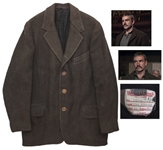 Sean Connery Screen-Worn Jacket From 1970 Film The Molly Maguires
