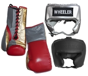 Creed Sparring Equipment Screen-Used by Michael B. Jordan & Andre Ward -- With COA From MGM