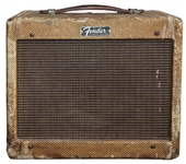INXS Fender Champ Amplifier Used on Many INXS & Personal Recordings -- With LOA From Garry Beers