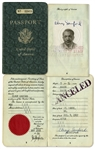 Redd Foxxs Passport