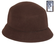 Angelina Jolie Cloche Hat From Changeling