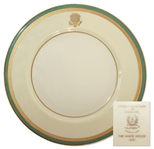 President Harry Truman Official White House China Plate