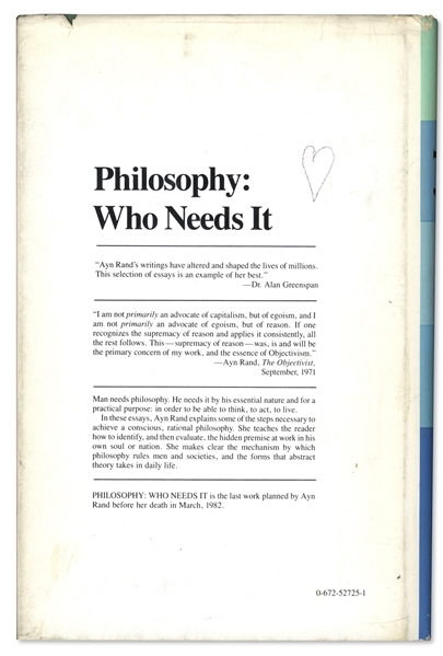 an introduction to the analysis of the philosophy by ayn rand An introduction to objectivism my philosophy, in essence, is the concept of man as a heroic being, with his own happiness as the moral philosophy of ayn rand.