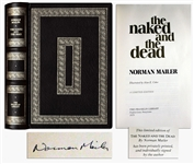 Norman Mailer Signed Copy of The Naked and the Dead