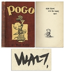Walt Kelly Signed Copy of Pogo