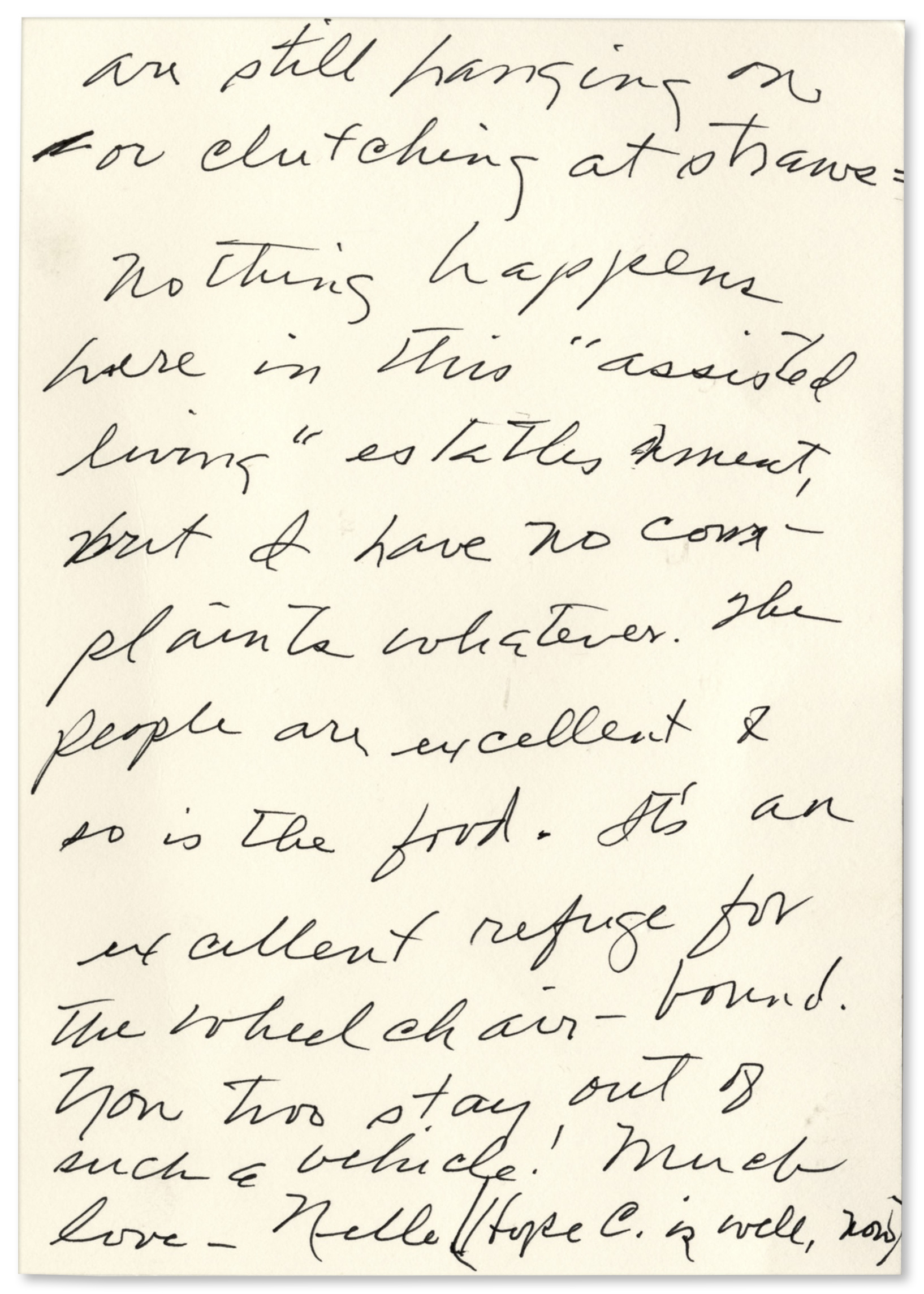 to kill a mockingbird friendly letter After completing to kill a mockingbird lee wrote a letter to marja mills, author of the mockingbird next door: life with harper lee, a friend and.