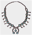 Rod Stewart Owned Turquoise Necklace From the Early 1970s