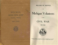 Michigan Volunteers in the Civil War 1861-1865 -- Record of the 13th Michigan Infantry