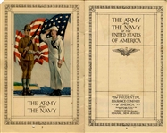 World War I Military Guide The Army and The Navy of the United States of America -- 1917