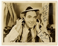 Some Like It Hot Actor Pat OBrien Signed 10 x 8 Vintage Press Photograph