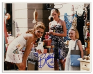 Brittany Murphy 10 x 8 Photo From Uptown Girls Signed Before Her Untimely Death at Age 32