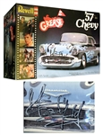 Maxwell Caulfield Revell Grease 2 Model Car Kit Signed -- 57 Chevy Has COA Signed by Caulfield