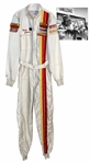 Bruce Jenner 1982 Racing Suit from Celebrity Grand Prix of Long Beach