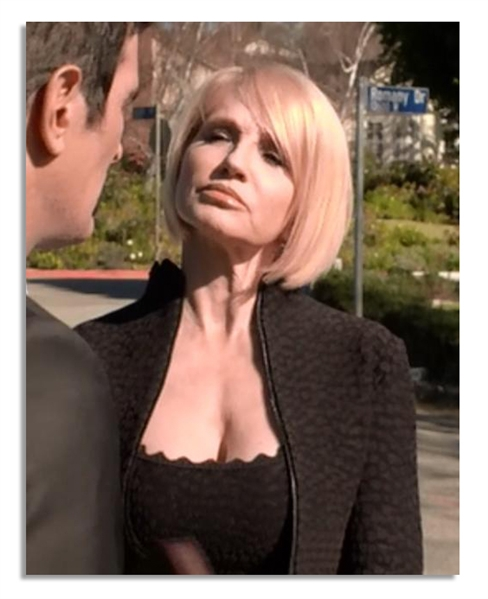 Ellen Barkin Screen-Worn Designer Jacket From ''Modern Family''