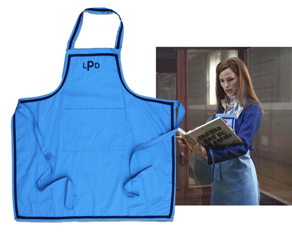 Jennifer Garner Screen-Worn Apron From Her Comedy ''Butter''