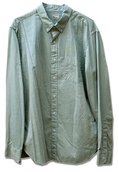 Mel Gibson Screen-Worn Costume From the 2011 Drama ''The Beaver''