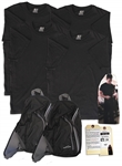 Mark Wahlberg Screen-Worn Hero Shirts & Knapsack From the Final Scene in 2013 Crime Flick Broken City