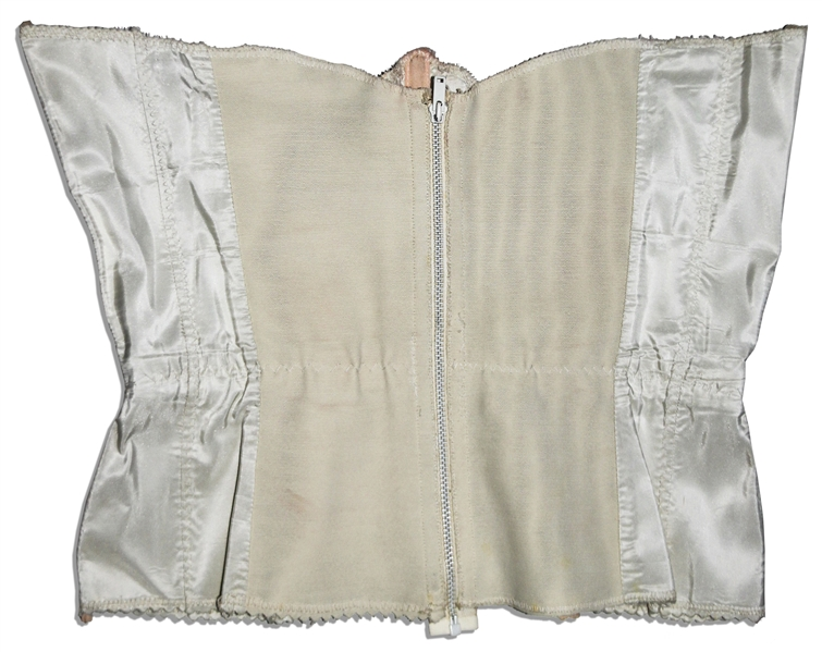Lucille Ball's Corset From Her Second Wedding to Desi -- With a COA From Lucie Arnaz