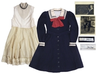 Shirley Temple School Uniform From 1939 Film The Little Princess