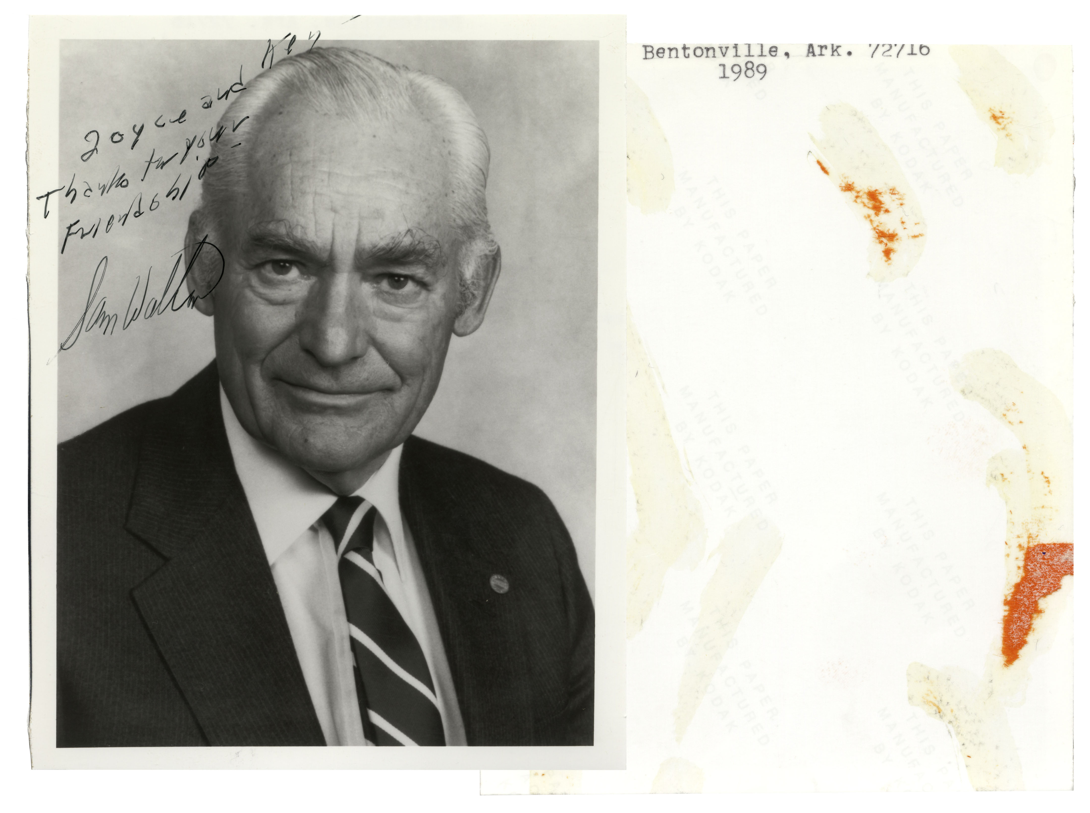 sam walton In the late 1940s, sam walton opened his second ben franklin variety store franchise the first, in newport, arkansas, had been a victim of its own success it had drawn so many customers that the.