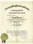 1948 Oscar Nomination to Irene Dunne for Best Actress in I Remember Mama