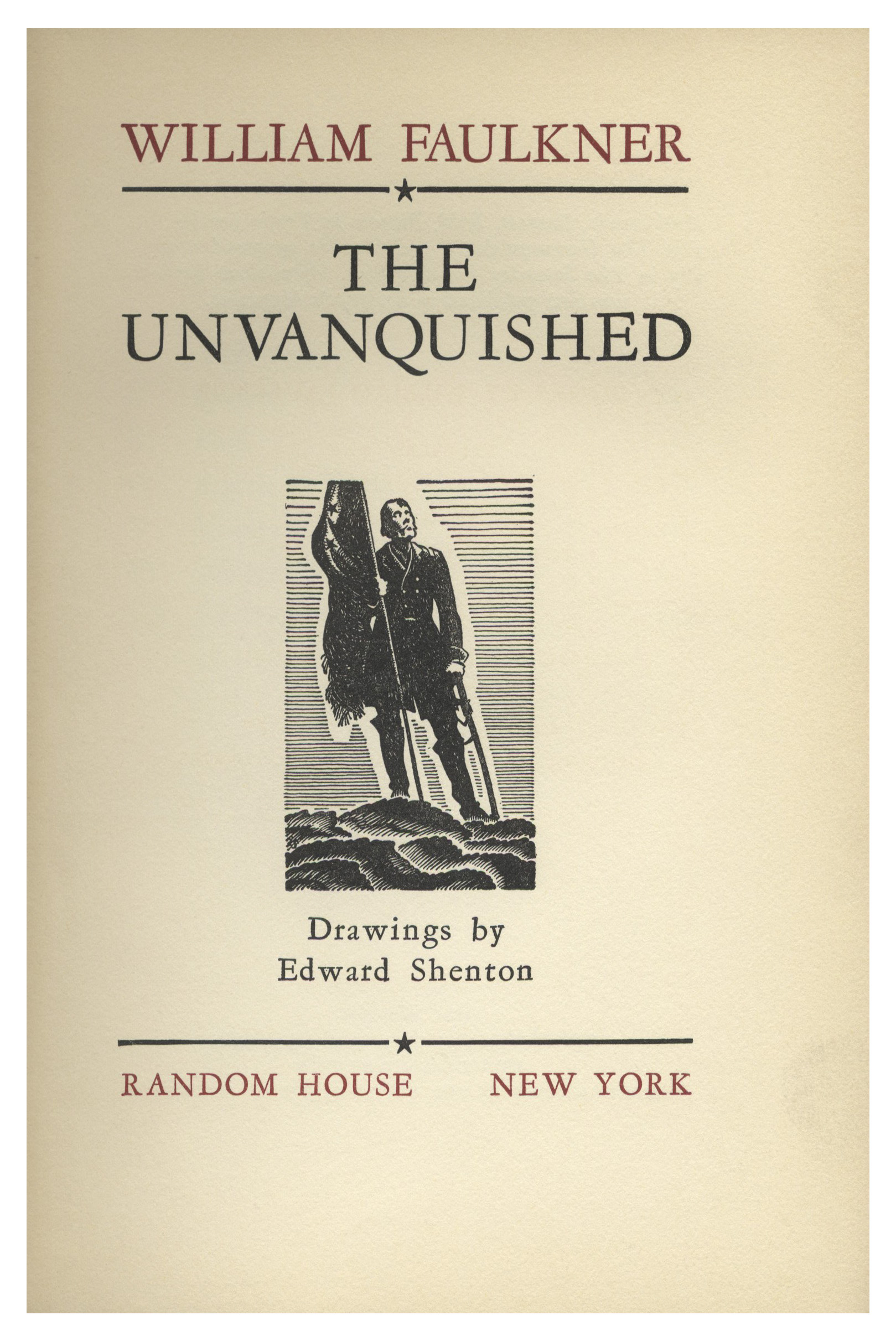 The Unvanquished Quotes
