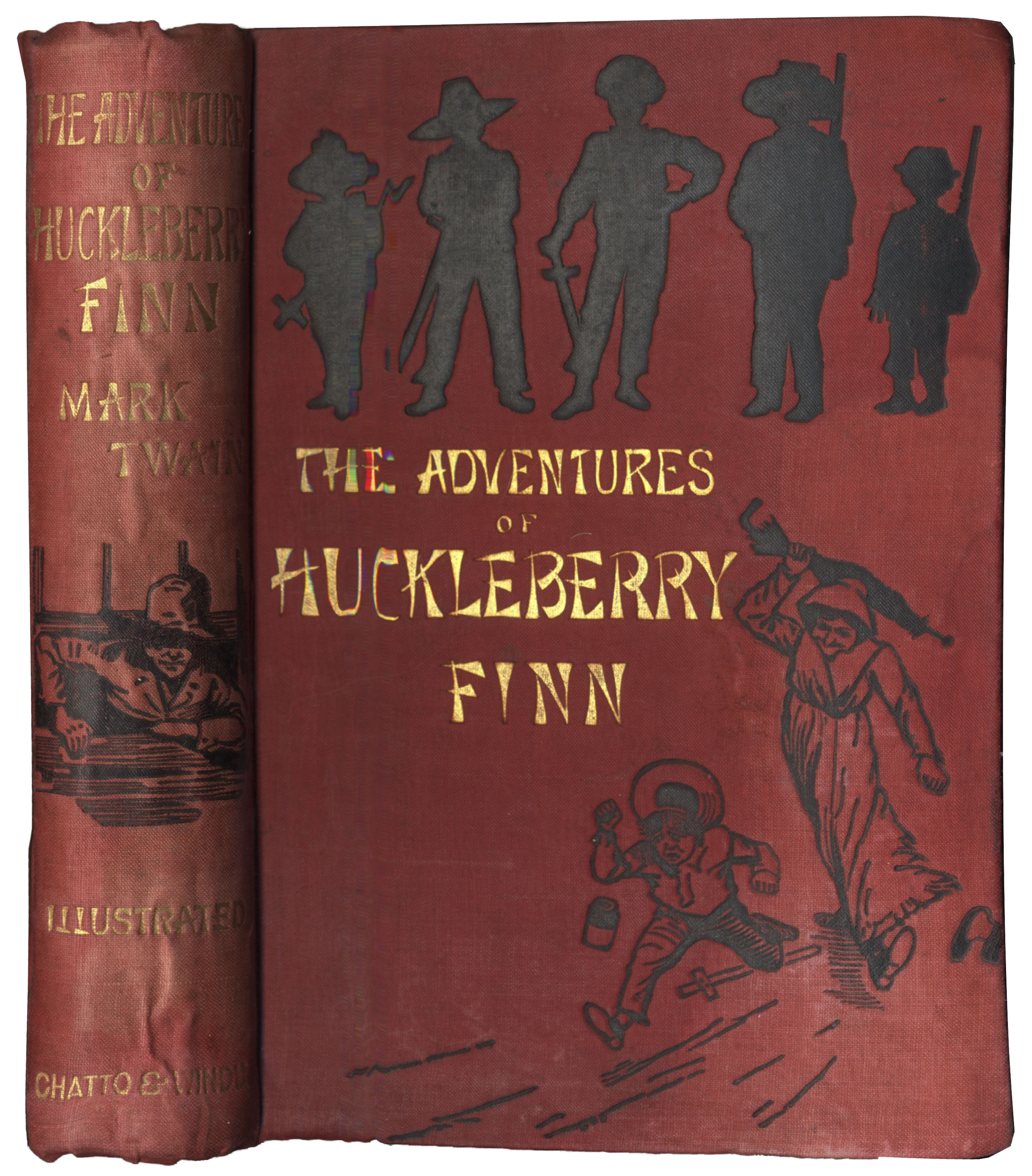 a journal of the adventures of huckleberry finn by mark twain The adventures of huckleberry finn journal entry : march 25, 2015 mark twain called huckleberry finn a book of mine where a sound heart and a deformed conscience come into collision and conscience suffers defeat.