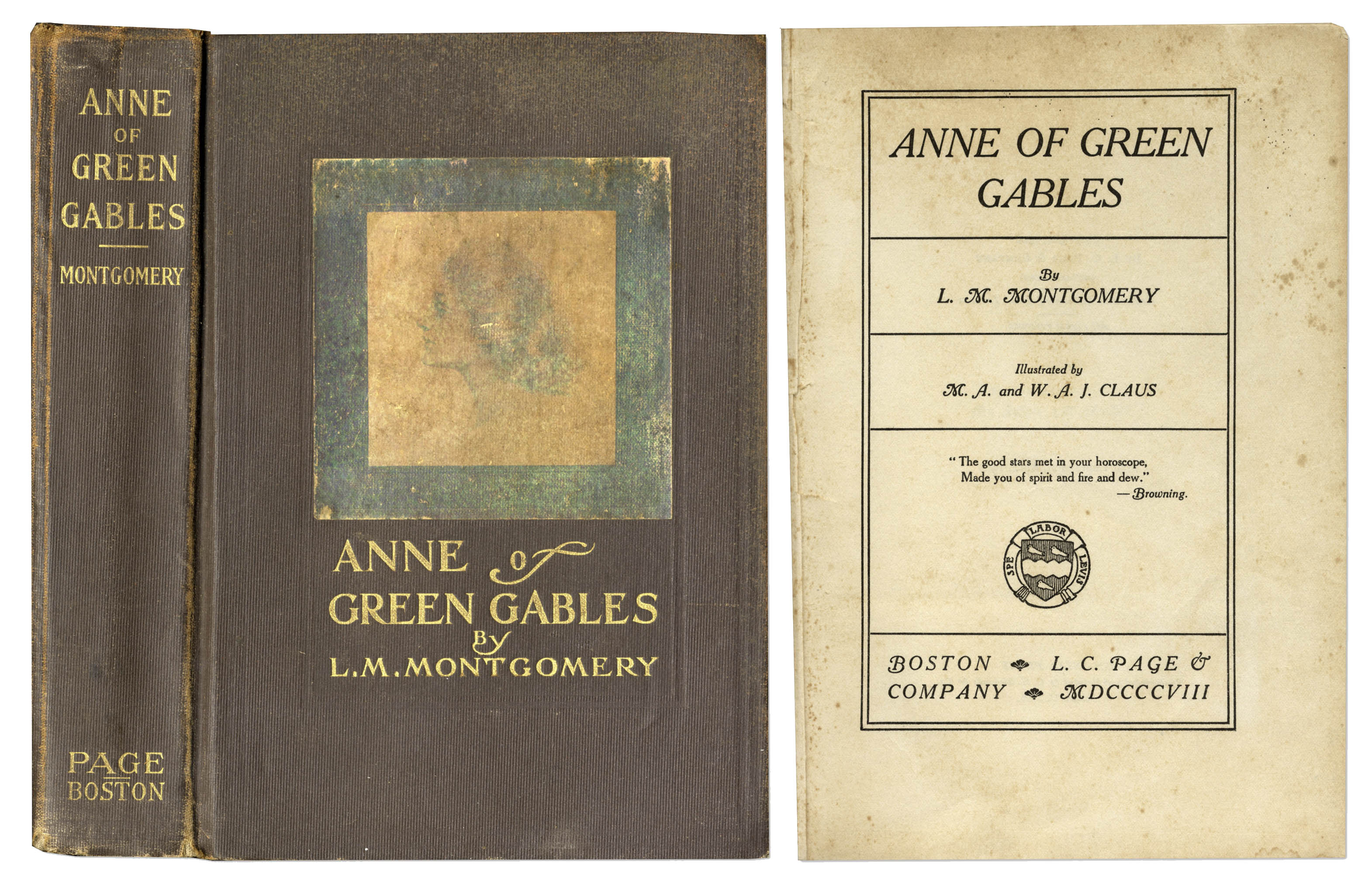 Image result for rare books  'First Printing' on the copyright page.