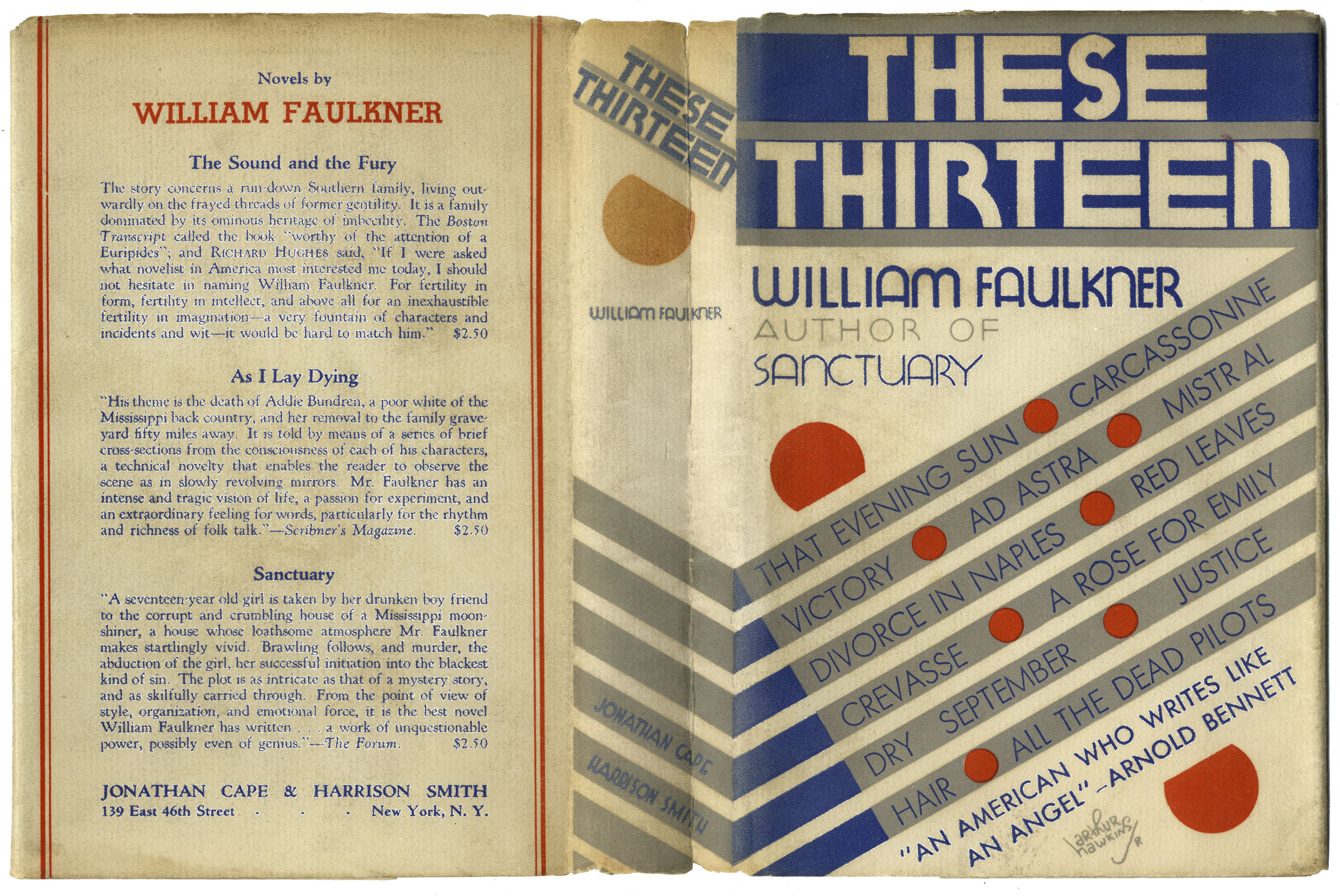 a review of william faulkners the south and the fury William faulkner analysis particularly the sound and the fury for a review of this work see magill's literary annual review mchaney, thomas william.
