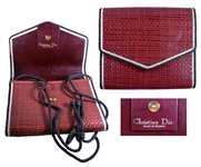Nancy Reagan Christian Dior Purse