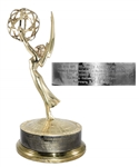 George C. Scott Emmy Award for Best Actor in the 1971 Film The Price -- Scott Accepted This Emmy After Declining His Oscar a Year Earlier for Patton
