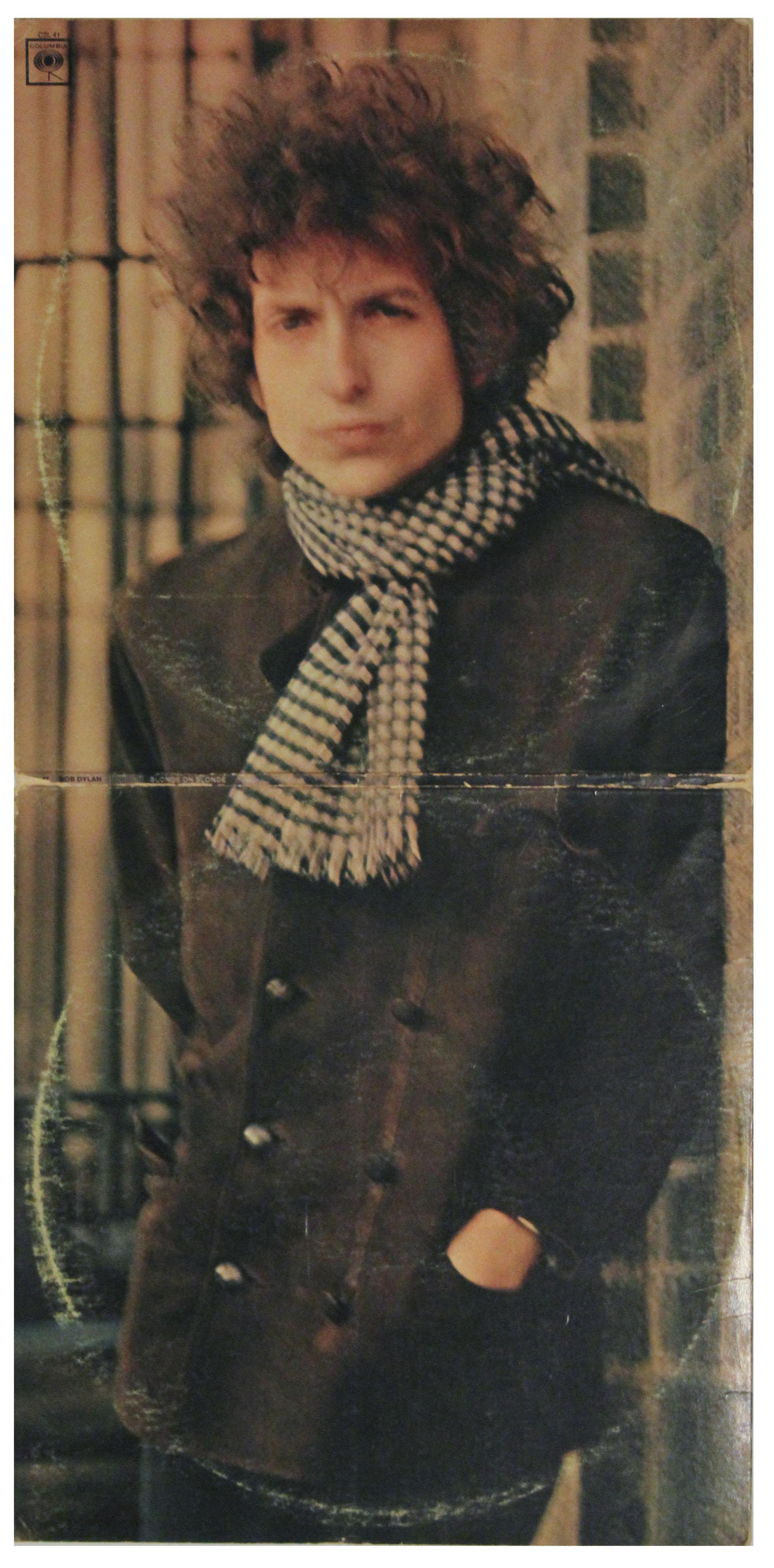 Lot Detail Bob Dylan S Blonde On Blonde Mono U S