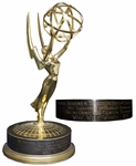 Very Early 1950s Emmy Award -- For the NBC Documentary Series Wide, Wide World
