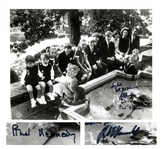Robert Kennedy Signed Photo -- Also Signed by Ethel Kennedy