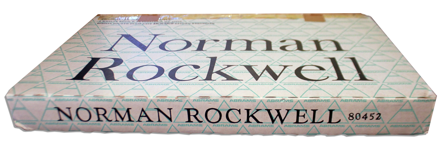 Norman Rockwell's Signature Affixed Within Coffee Table Book ''Norman Rockwell: Artist and Illustrator'' -- Nice Large Format Collection of Rockwell Illustrations
