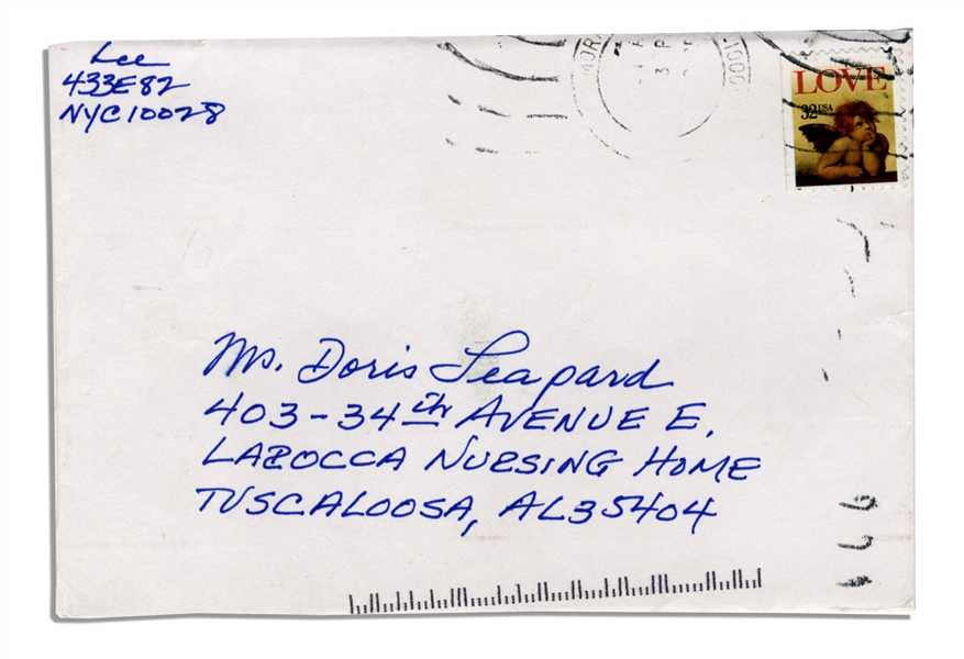 Harper Lee Autograph Letter Signed -- ''...I hope to attend at least a couple of concerts...''