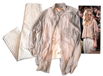 Kate Bosworth Costume From the 2011 Thriller, Straw Dogs
