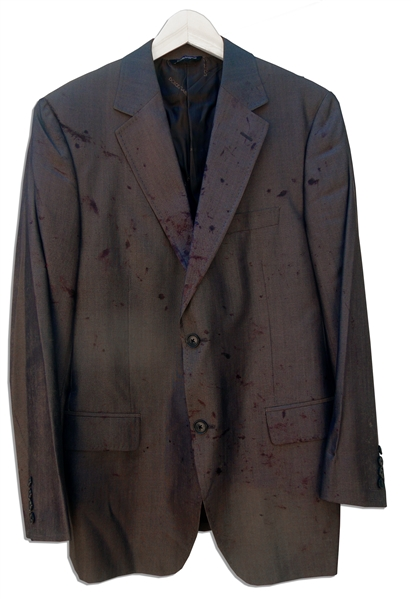 Sean Penn Screen-Worn Costume From the 2008 Barry Levinson film ''What Just Happened''
