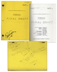 Lucille Ball Personally Owned Script From Her 1979 TV Special -- Lucy Moves to NBC