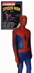 Spider-Man Costume Designed for the 1977 Film Spider-Man & Used in Advertising for the 1985 Tobe Hooper-Directed Incarnation