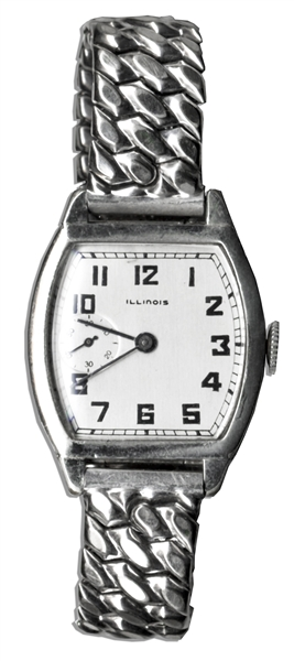 Marlene Dietrich Personally Owned Wristwatch