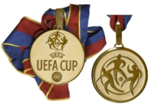 UEFA Cup Gold Medal -- Won by Bayern Munich in 1996