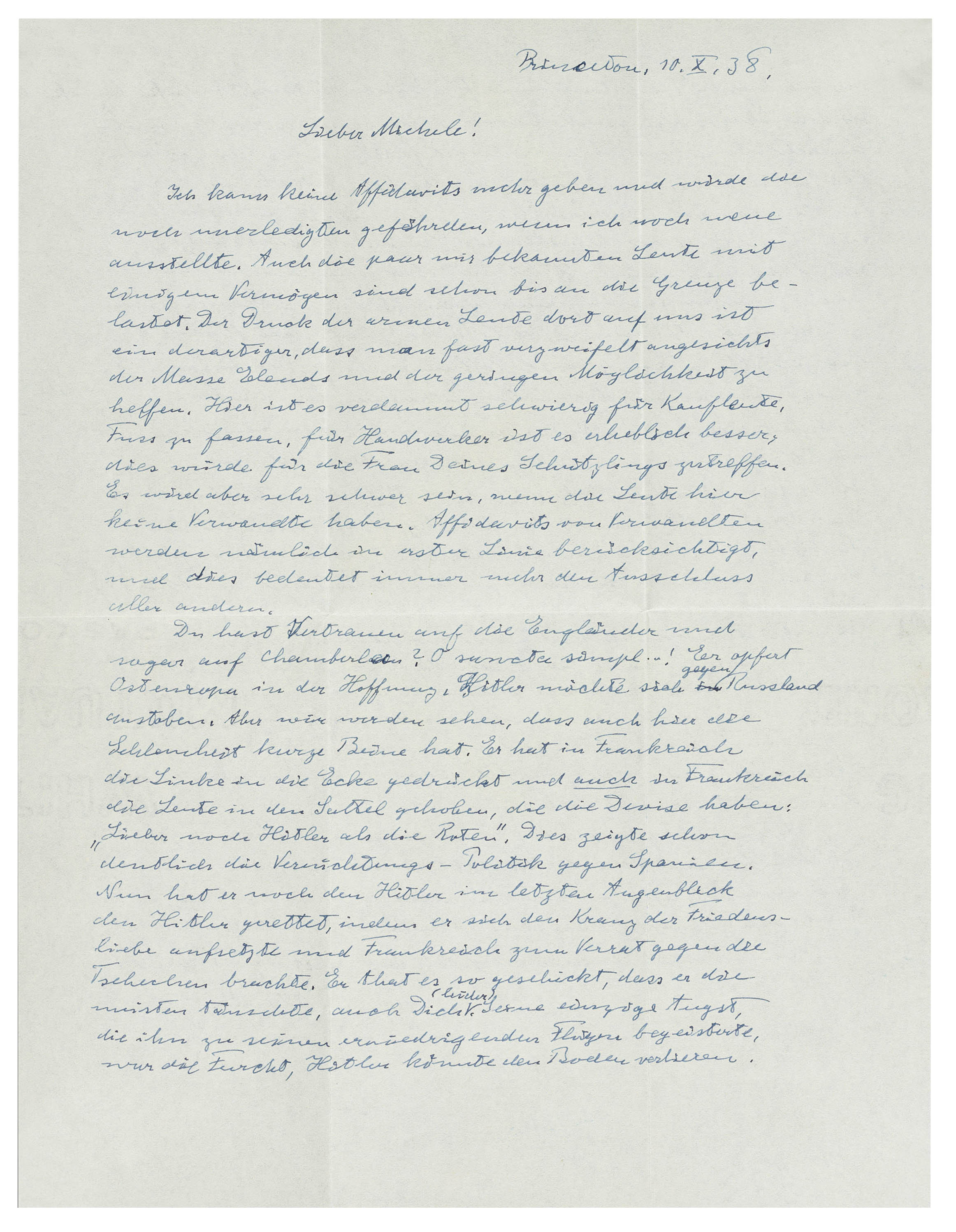 Albert Einstein Autograph Letters Sold at Nate D Sanders Auctions
