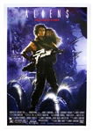 Aliens Cast Signed 27 x 40 Poster -- Signed by 12 Key Cast Members Including Sigourney Weaver and Bill Paxton