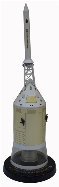 Apollo Spacecraft Model by North American Aviation, Inc. -- Pre-Apollo I Model